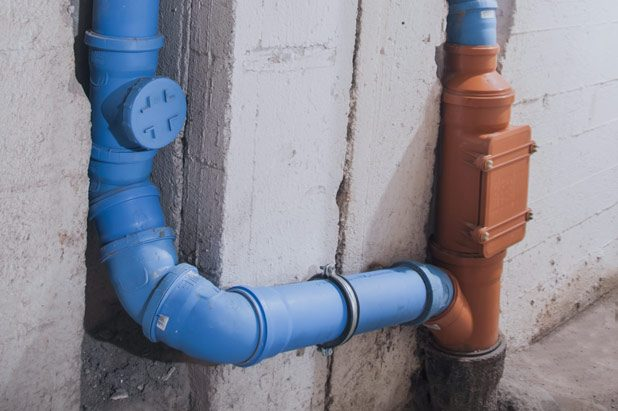 Kanalizacja, instalacje sanitarne